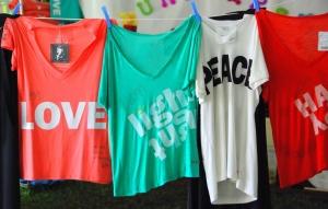 T-Shirt Color Combos