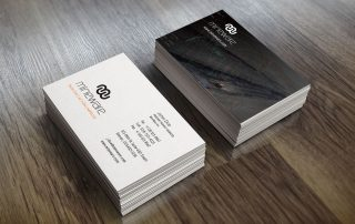 Mineware Business Cards