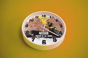 Living The Dream Clock