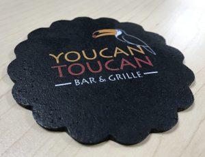 Youcan Toucan Coasters