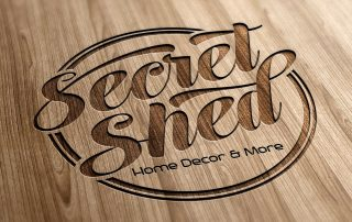 Secret Shed Lasercut