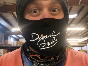Diesel Gods Face Masks