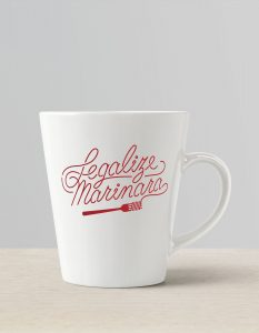 Marinara Coffee Mug