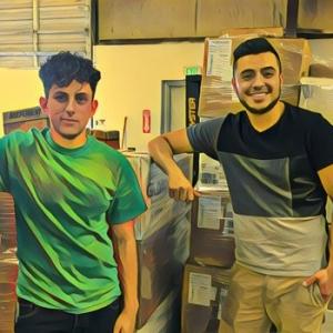 Shipping Crew