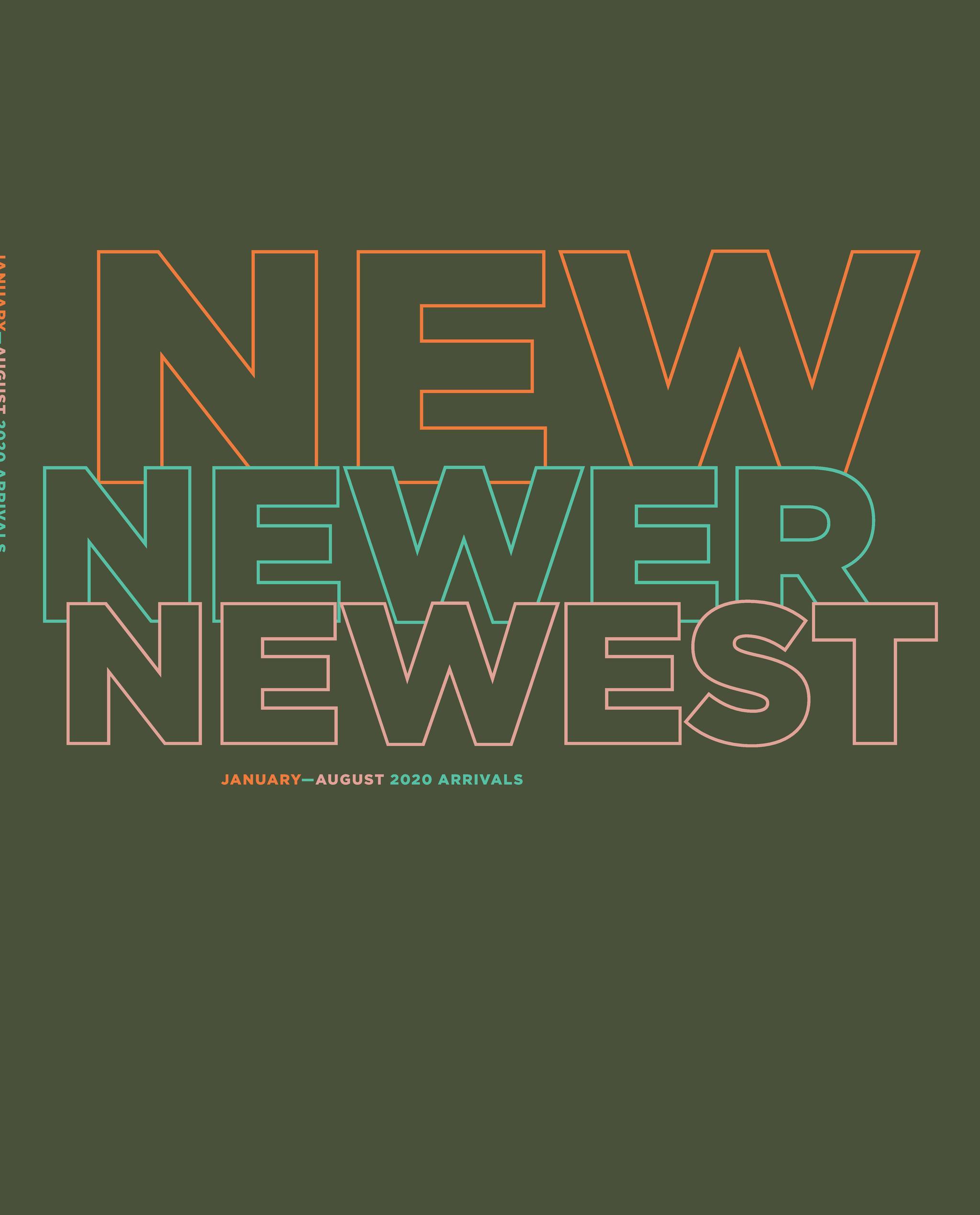 New Newer Newest